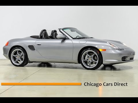 Chicago Cars Direct Reviews Presents A Porsche Boxster S Th - Sports cars direct