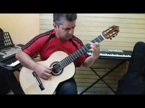 ViolãoLuthier  Marciano Guitar player