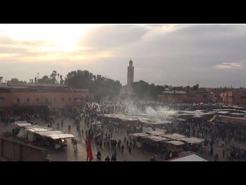 Morocco Marrakesh city tour