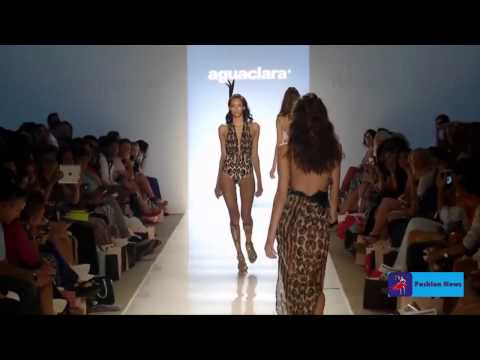 Aguaclara - Mercedes-Benz Fashion Week Miami Swim Runway Fashion Show 2015