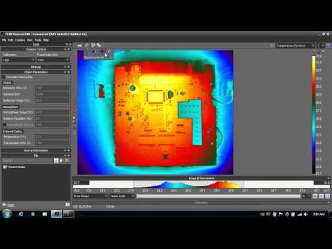 FLIR ResearchIR Recording and Analysis Software | Instrumart