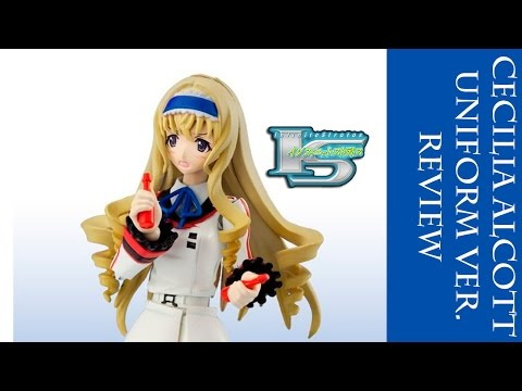 Tamashi Nations - Infinite Stratos - Cecilia Alcott Uniform Ver.