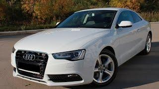 видео Продажа Audi A5 2013 года 1.8 л, пробег 29 тыс.км. Одесса