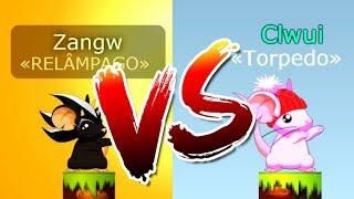TRANSFORMICE - Omar vs Zangw ( Leve )