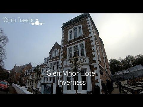 Glen Mhor Hotel | Roomtour | Inverness | Scotland |