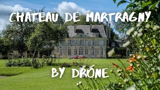Camping Château de Martragny by Drone | Normandy, France