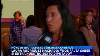 Laura Rodríguez Machado, en Córdoba
