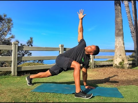 Dynamic Stretches Best Full Body Pre-Workout Warm Up Routine