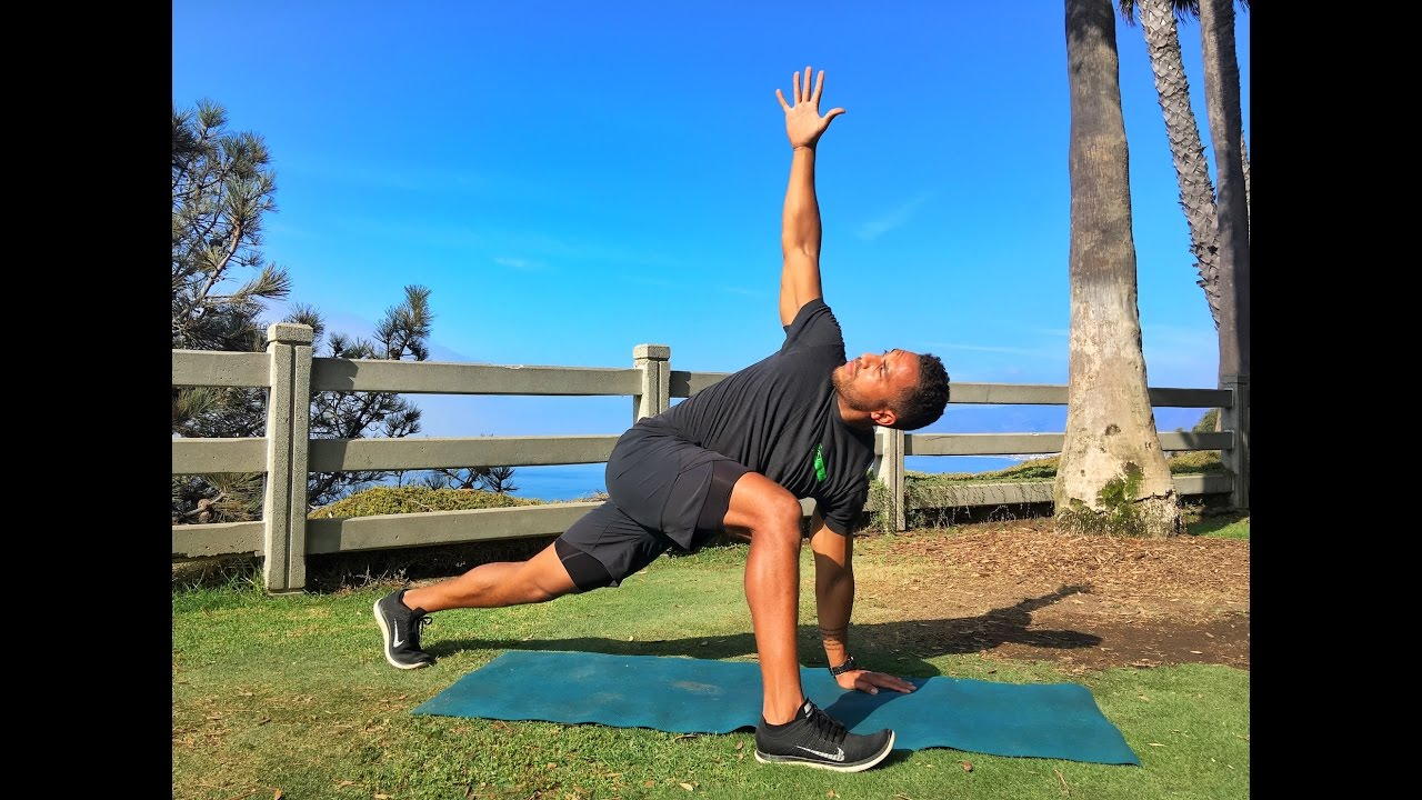 Dynamic Stretches Best Full Body Pre Workout Warm Up Routine