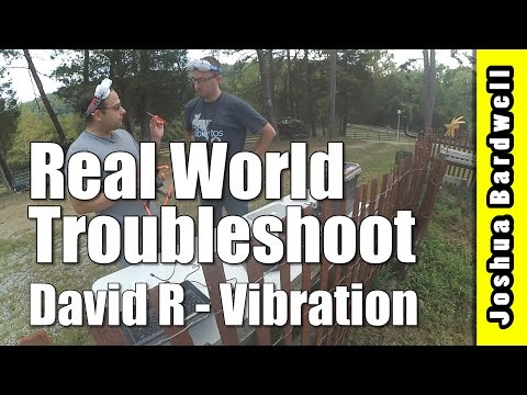 Troubleshoot Your Quadcopter Vibration Problems | REAL WORLD TROUBLESHOOTING David R.