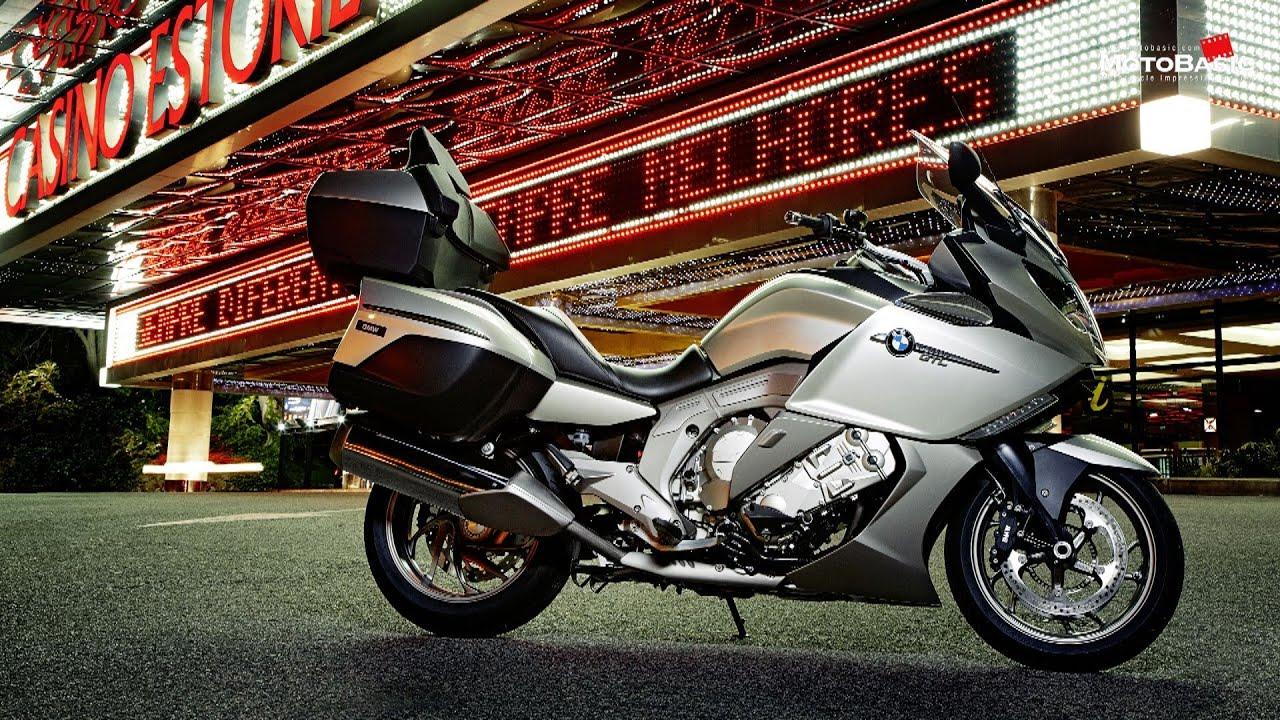 Bmw Motorrad K 1600 Gtl Debut Bmw、6気筒エンジンの K1600gtlを発売 Youtube