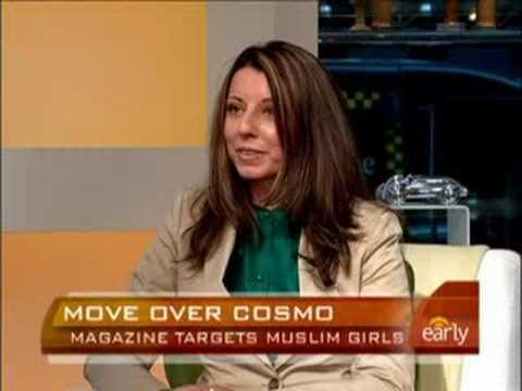 Magazine Targets Muslim Girls