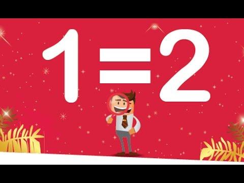 1=2  | İnsanları Şaşırtacak Matematik Hilesi | Şifreli Matematik | Geometri  | Abdül Aziz Gürbüz