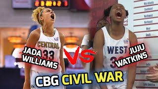 Breanna Stewart Watches Freshman Phenoms Jada Williams & Juju Watkins Go At It! Future WNBA Stars 😱