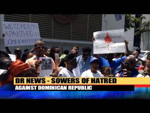 Sowers Of Hatred Against Dominican Republic