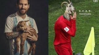 ¿Qué culpa tiene la cabra de la guerra de egos, goles y euros?