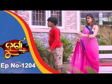 Durga | Full Ep 1204 | 17th Oct 2018 | Odia Serial – TarangTV