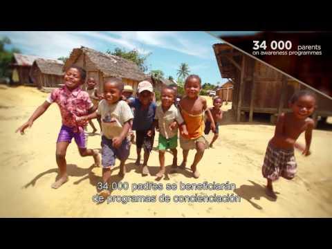 Lyreco for Education viaje a Madagascar 2016