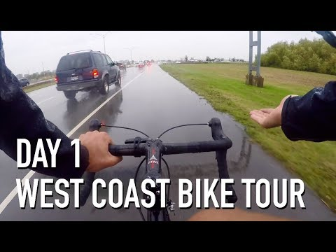 2000 MILE SOLO WEST COAST BIKE TOUR