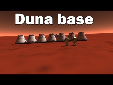 kerbal space program duna base - photo #32