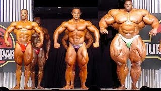 Top 5 Bodybuilders Who Went Too Far