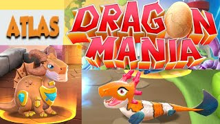 Dragon Mania Legends PC Walkthrough Part 3 - ATLAS Boss Battle(Fighting, fighting and more fighting. The Atlas Boss battle is pretty straightforward, especially with the help of the in game NPC. Let's build up more dragons!, 2015-01-18T22:35:17.000Z)