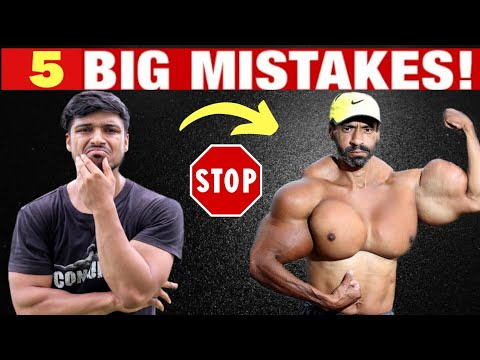 5 MYTHS in Bodybuilding that Destroy TEENAGERS (Stop Killing Your Gains)
