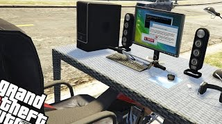 Cel mai bun SETUP de GAMING  | Gta 5 Mod Showcase