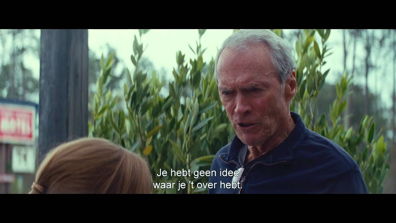 Trouble with the Curve trailer - Nederlands ondertiteld