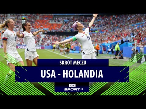 USA – Holandia
