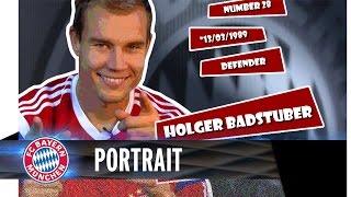 Holger Badstuber | Portrait