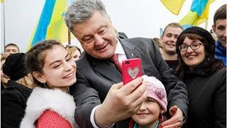 Главе протокола стыдно за недостойный внешний вид Порошенко