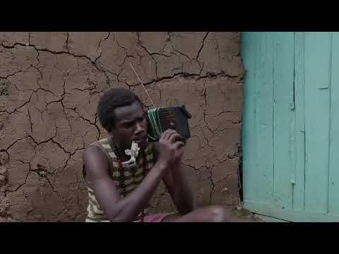 LAGU KO TINGGAL TURUN NAIK DARI AFRIKA NGAKAK
