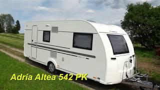 Wohnwagen Adria Altea 542PK