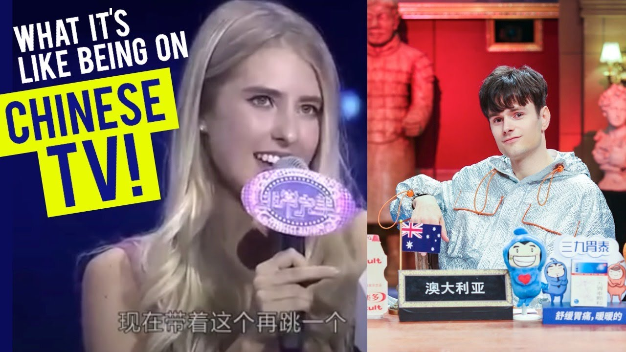 What it's like being on Chinese TV - we share our experiences!