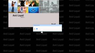 How to Install Avid Liquid 7.2 Part 1