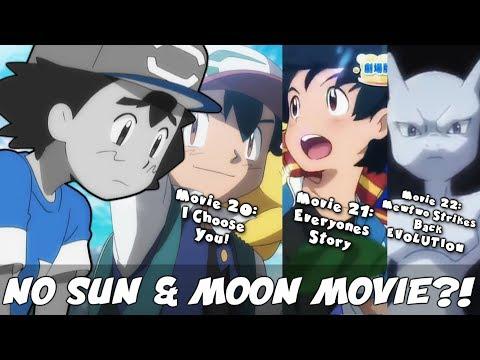 ☆NEW MEWTWO MOVIE/ NO SM movie! //Pokemon Movie 22 'Mewtwo Strikes Back EVOLUTION' Discussion☆