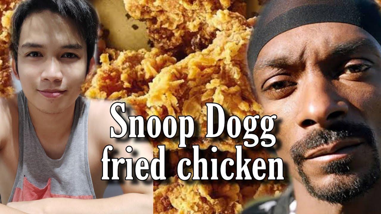 Snoop Dogg fried chicken - YouTube