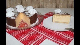 Торт Птичье молоко Вкусный торт на Новый Год
