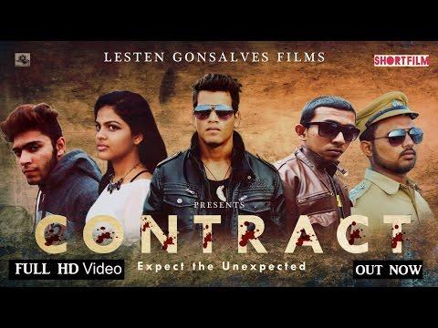 CONTRACT | Konkani Short film 2016 | English Subtittles  | Lesten Gonsalves Films..
