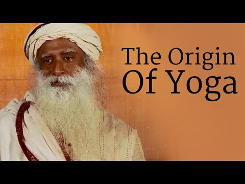 The Origin Of Yoga