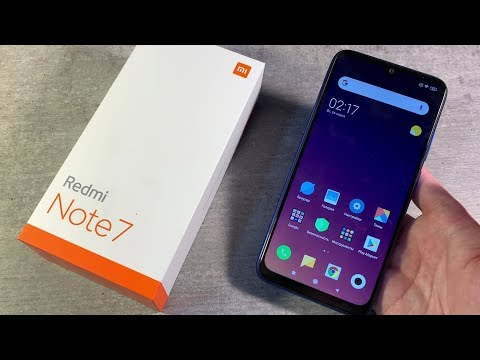 Обзор Xiaomi Redmi Note 7 4/64GB