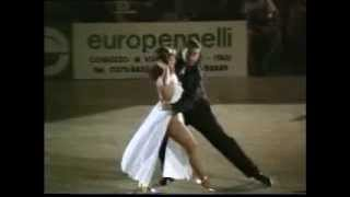 CAROLYN SMITH and TINO MICHIELOTTO CERVIA DEMONSTRATION 1996..HISTORY