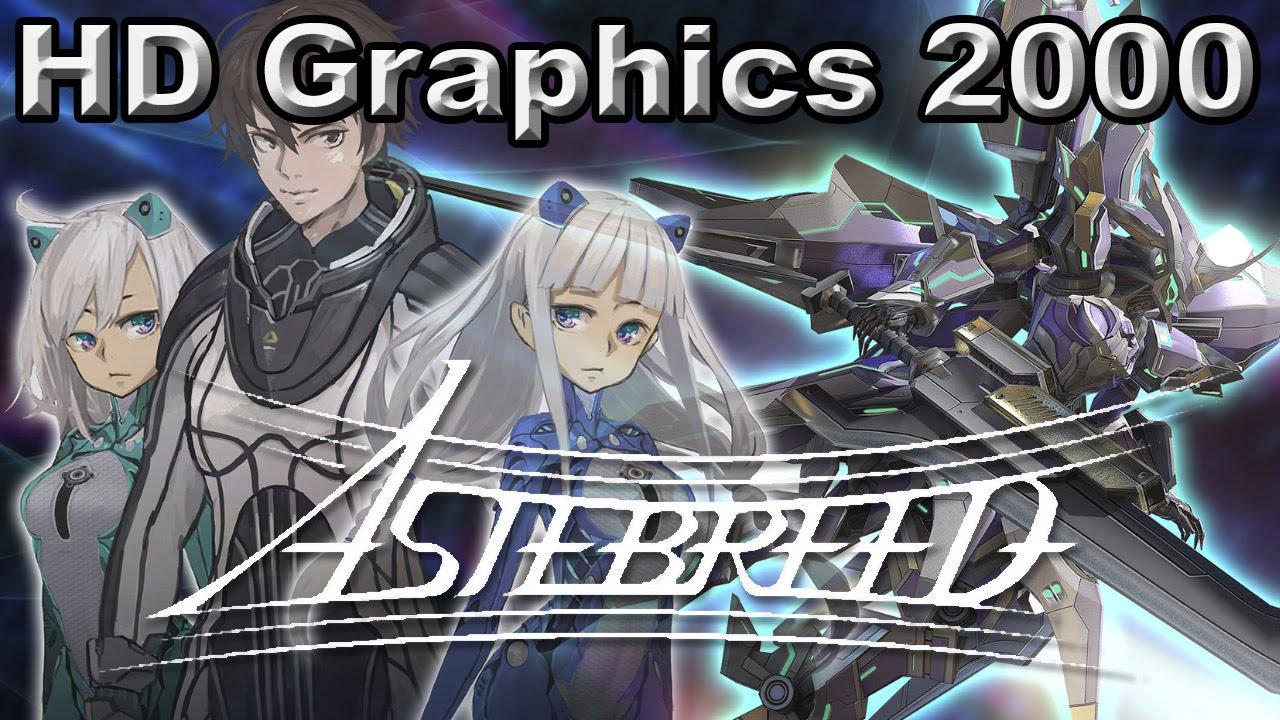 Astebreed en Intel HD Graphics 2000 - YouTube