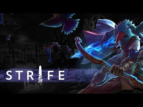 #01 Strife : multiplayer online battle arena video game