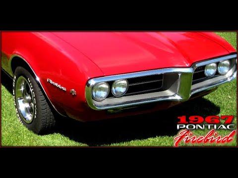 1967 Pontiac Firebird Convertible FOR SALE