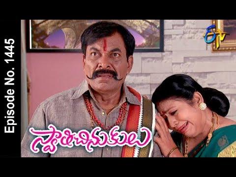 Swathi Chinukulu | 20th April 2018 | Full Episode No 1445 | ETV Telugu