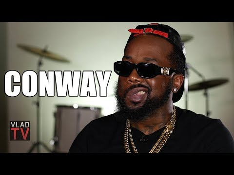Conway Laughs at Lord Jamar Saying Eminem is a Guest in Hip Hop (Part 13)