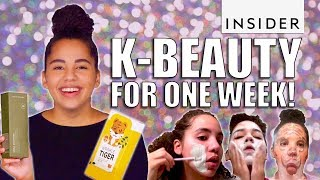I Swapped All My Skincare For Korean Beauty Products thumbnail