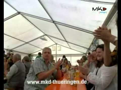 825 Jahre Zillbach mit Allround Showband Partyband Jena Thüringen